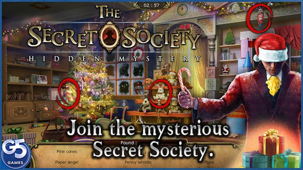Trucchi The Secret Society iOS, iPhone, iPad