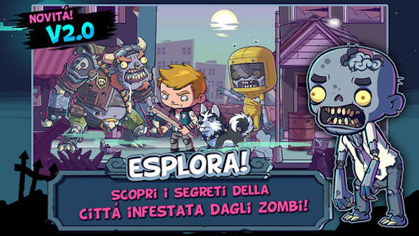 Trucchi Zombies Ate My Friends per iPhone e iPad