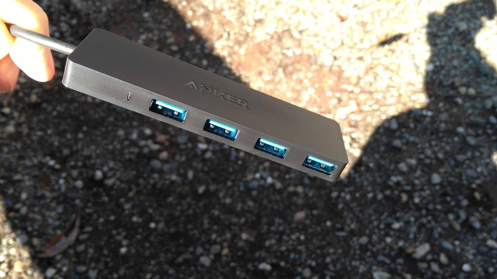Anker Hub USB 3.0 (3)