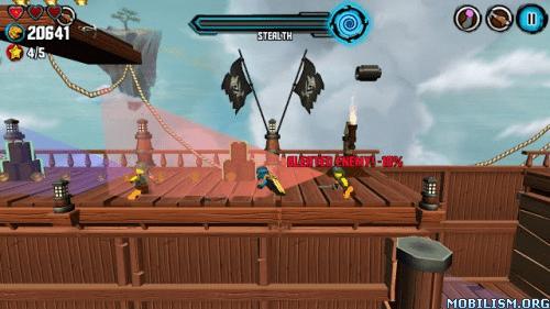 Trucchi LEGO Ninjago Skybound APK Android