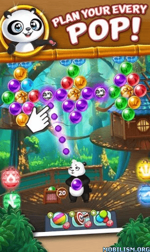 Trucchi Panda Pop APK Android
