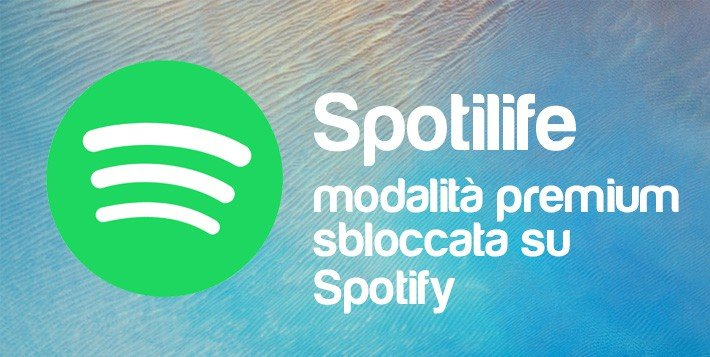 come installare spotify premium gratis su iphone