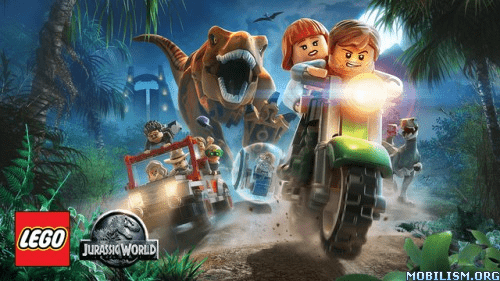 Trucchi LEGO Jurassic World APK Android