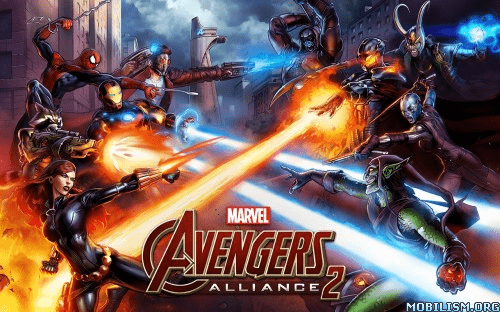 Trucchi Marvel Avengers Alliance 2 APK Android