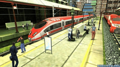 Trucchi Train Simulator 2016 APK Android