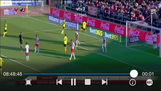 live media player iphone live media player calcio in diretta su iphone 1869