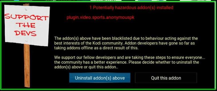 Anonymous Bannes