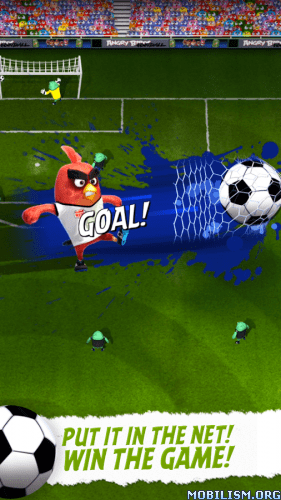 Trucchi Angry Birds Goal! APK Android