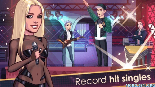 Trucchi BRITNEY SPEARS AMERICAN DREAM APK Android