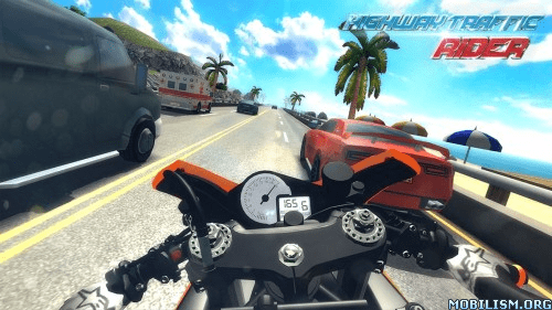 Trucchi Highway Traffic Rider APK Android
