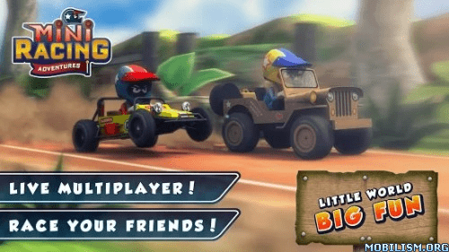 Trucchi Mini Racing Adventures APK Android