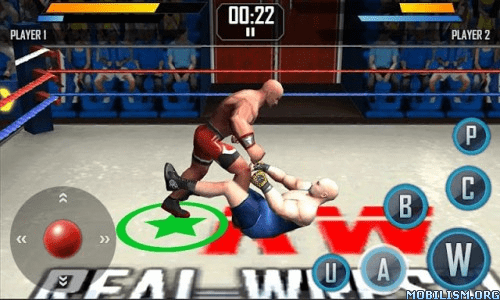 Trucchi Wrestling reale 3D APK Android
