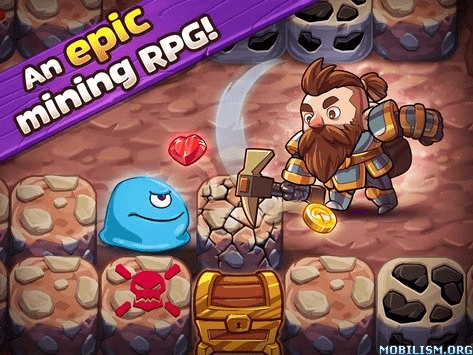 Trucchi, cheat, hack Mine Quest 2 APK Android