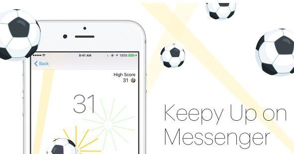 Come giocare a Calcio su Facebook Messenger