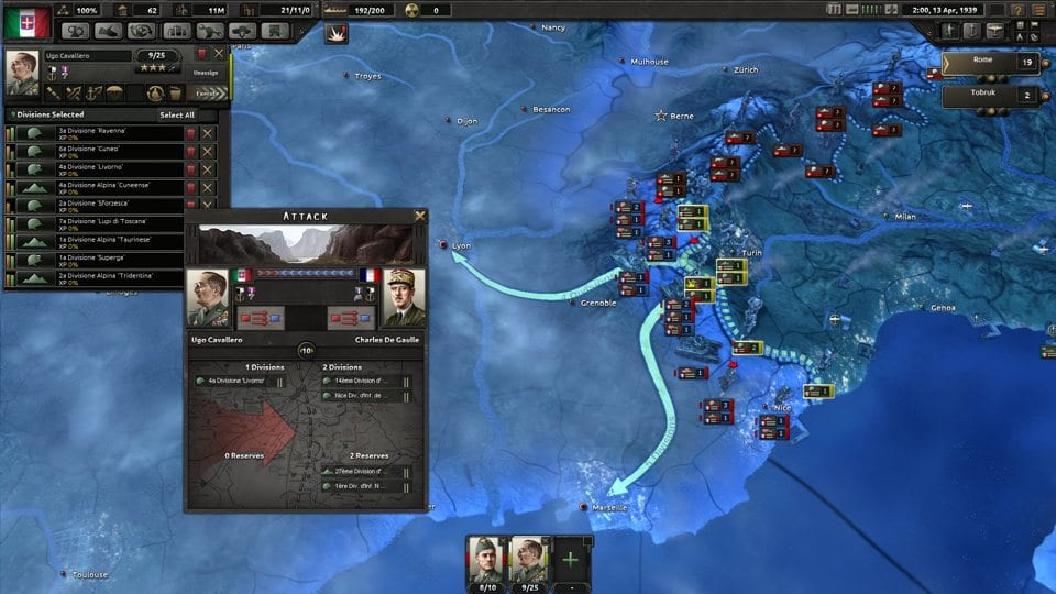 Hearts of Iron IV trucchi per PC Windows