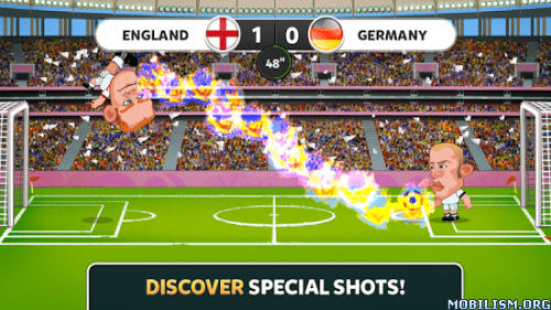 Trucchi EURO 2016 Head Soccer APK Android