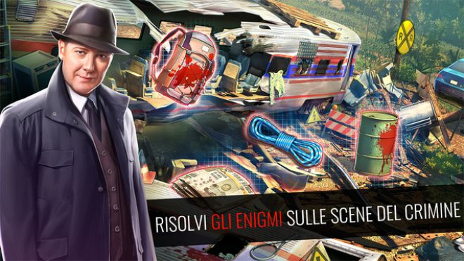 Trucchi The Blacklist Conspiracy APK Android