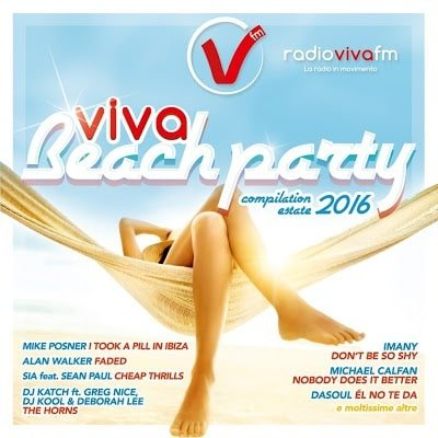 Viva Beach Party Estate Compilation 2016