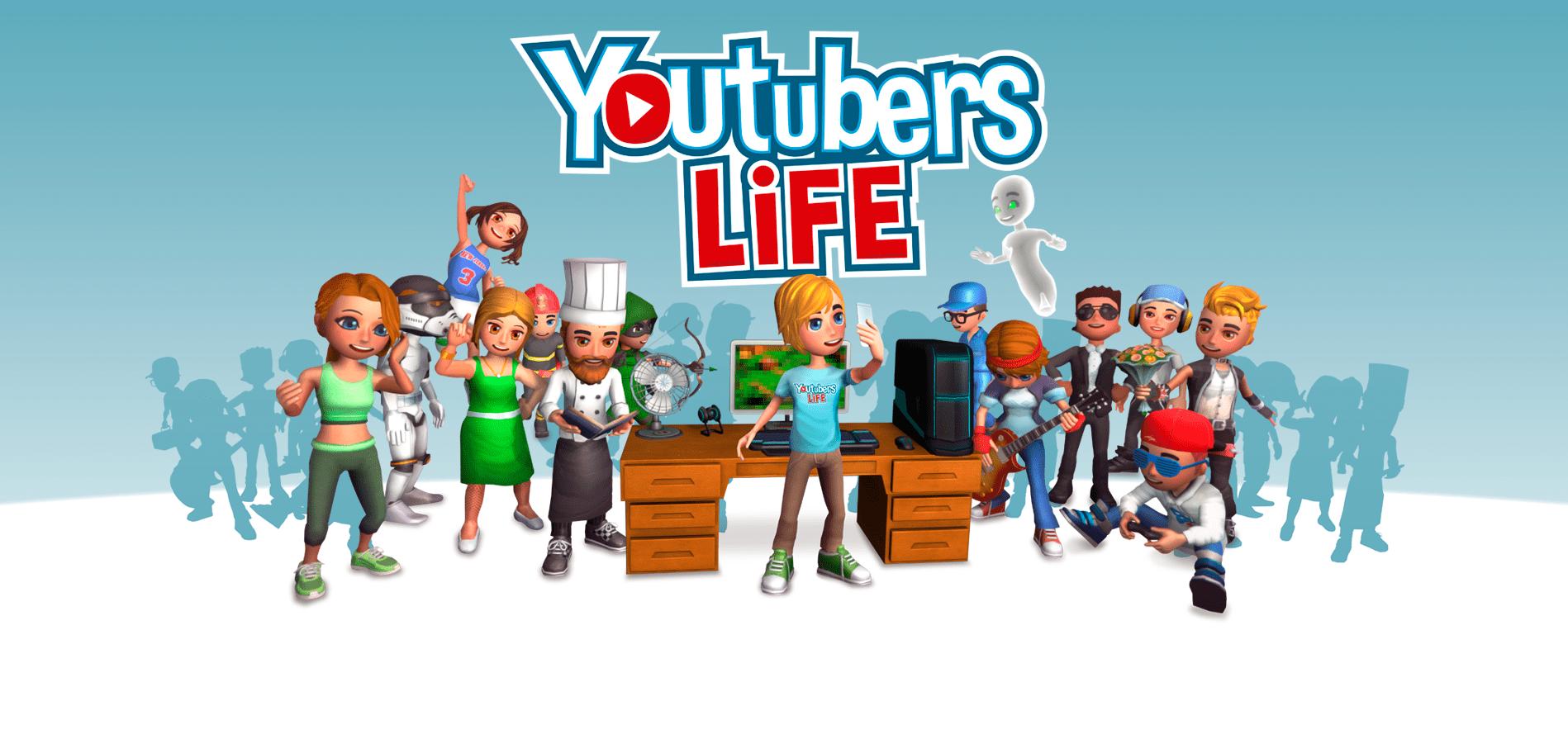 Youtubers Life trucchi per PC Windows