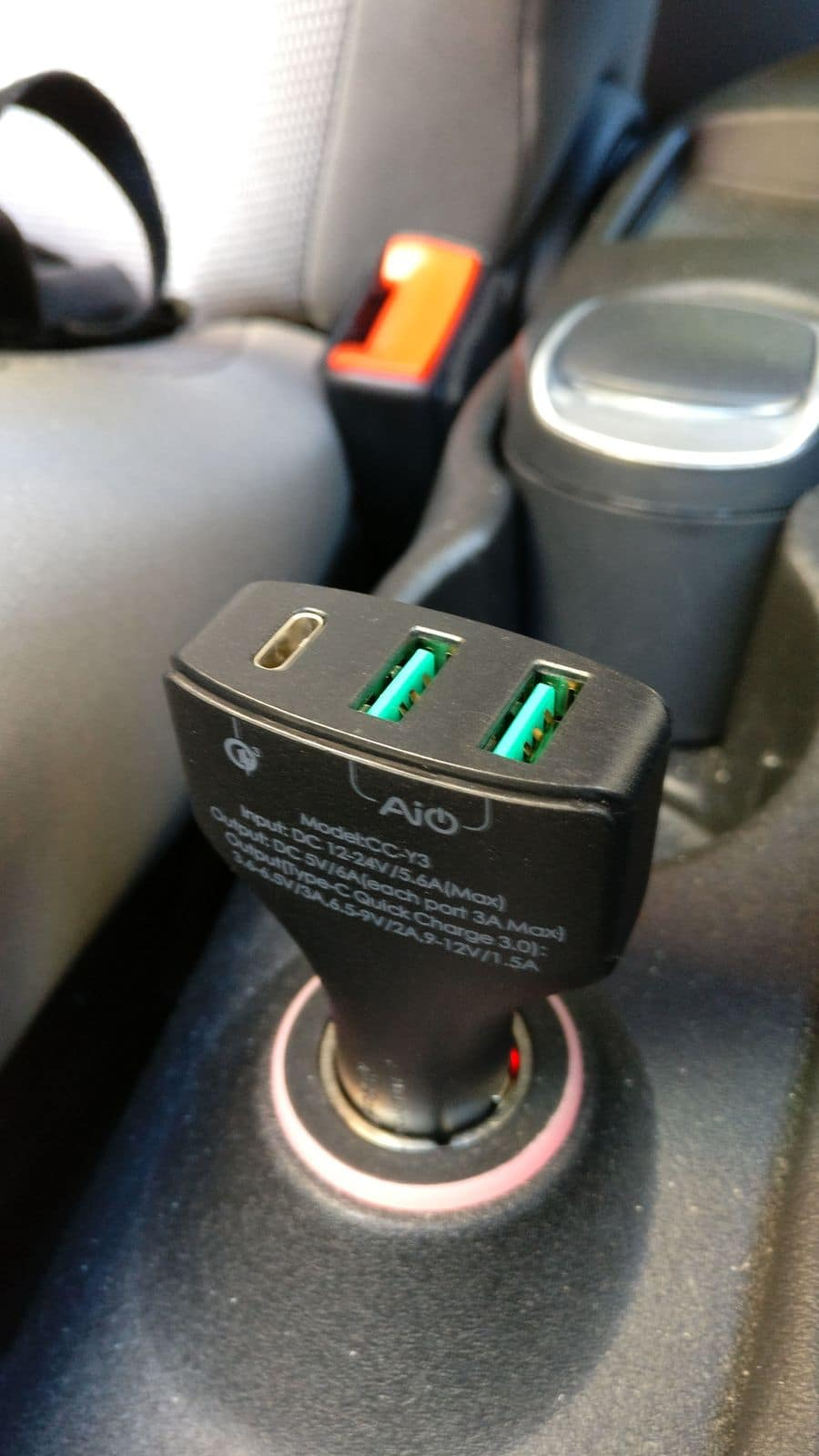 AUKEY Auto USB Quick Charge 3.0 (5)