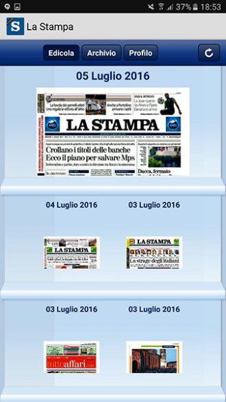 Abbonamento gratis a La Stampa Digitale