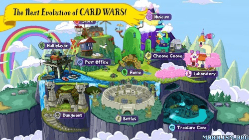 Trucchi Card Wars Kingdom APK Android