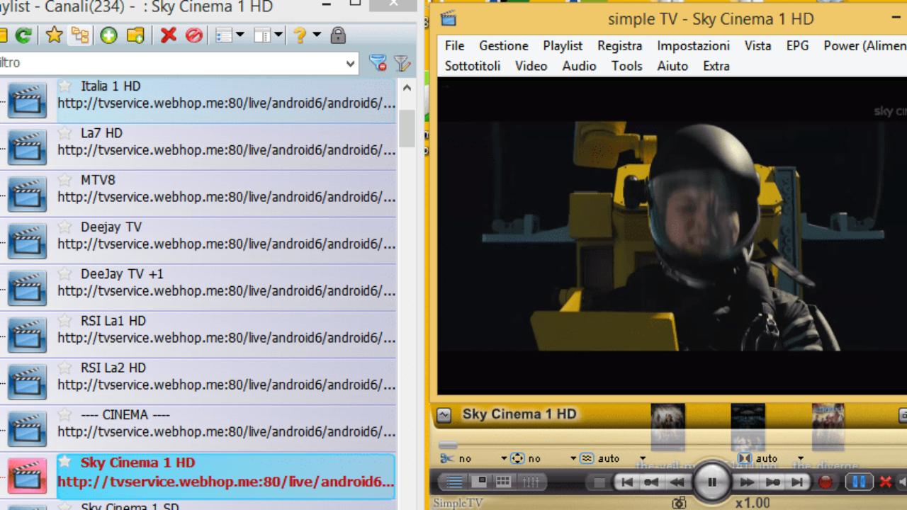Alternativa a VLC per Windows: ecco Simple TV