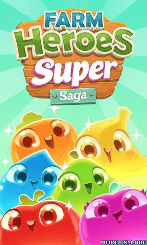 Trucchi Farm Heroes Super Saga Android | Mosse e vite infinite