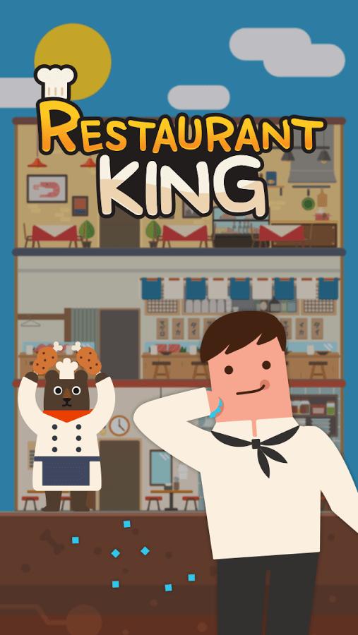 Trucchi Restaurant King Android | Soldi infiniti