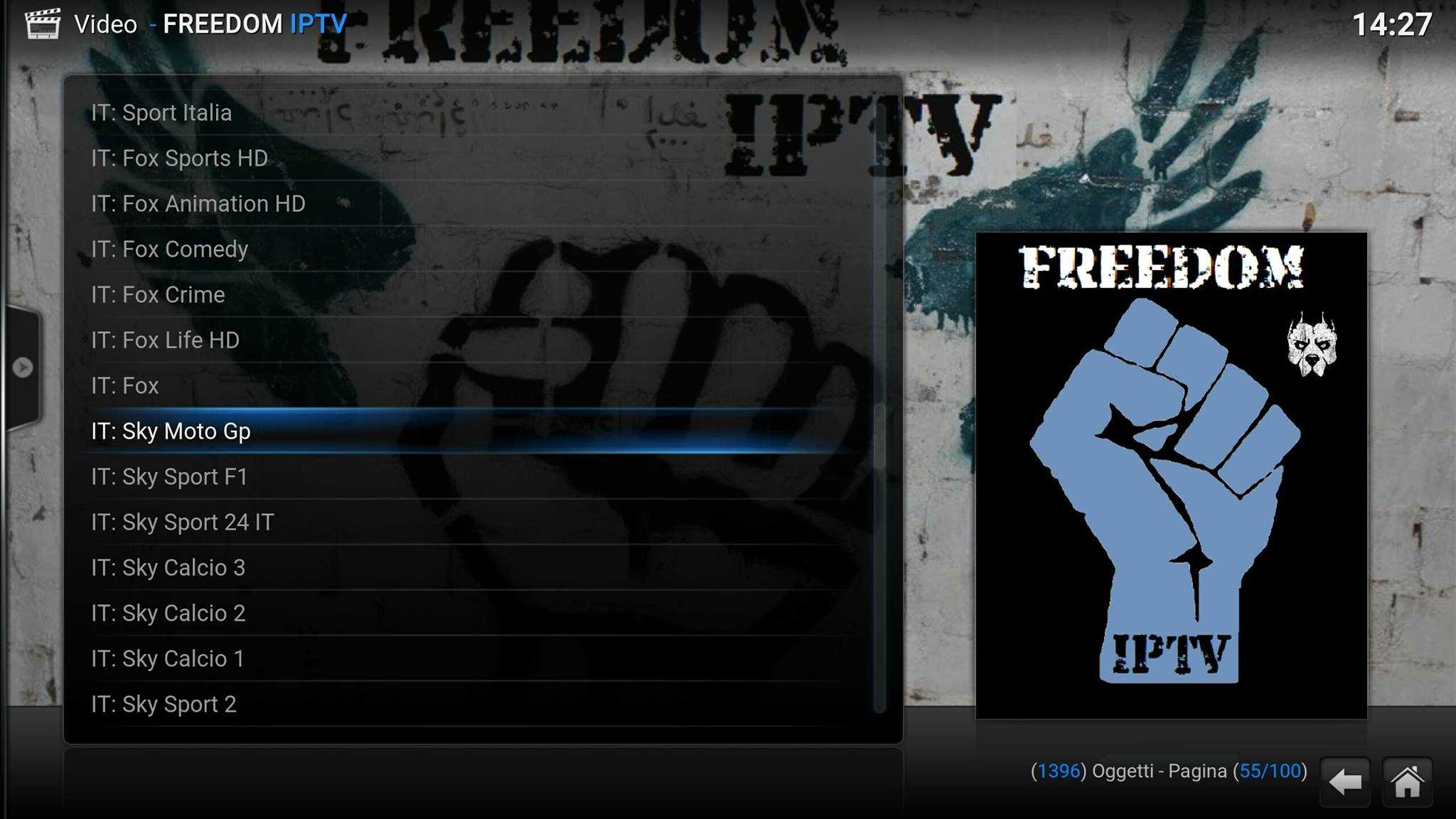 Freedom IPTV