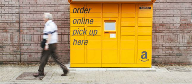 Come ordinare e ritirare un pacco con Amazon Locker