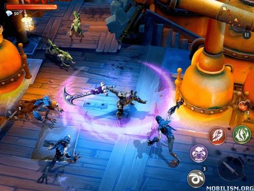 trucchi-dungeon-hunter-5-android-attacco-rapido-e-veloce