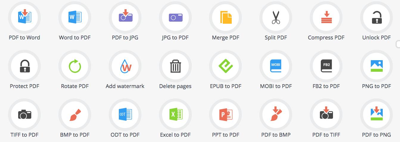 pdf-candy-miglior-sito-per-modificare-pdf-online
