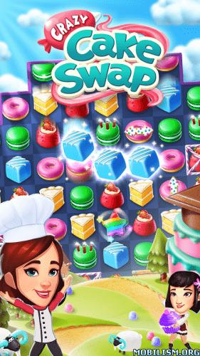 trucchi-crazy-cake-swap-android-oro-vite-booster-infiniti-illimitati