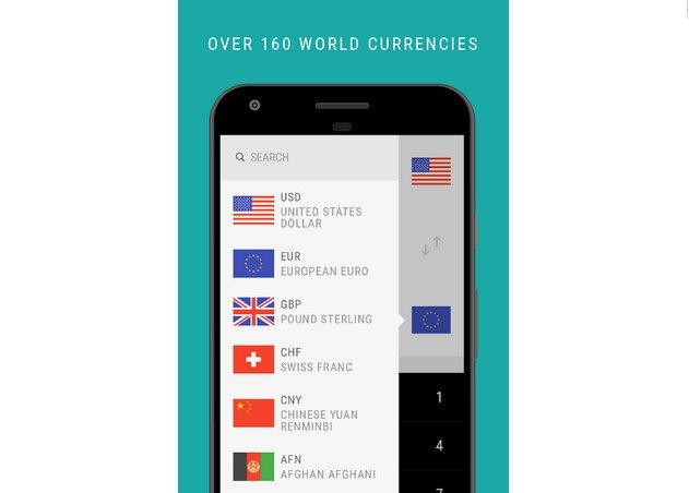 Converter valuta