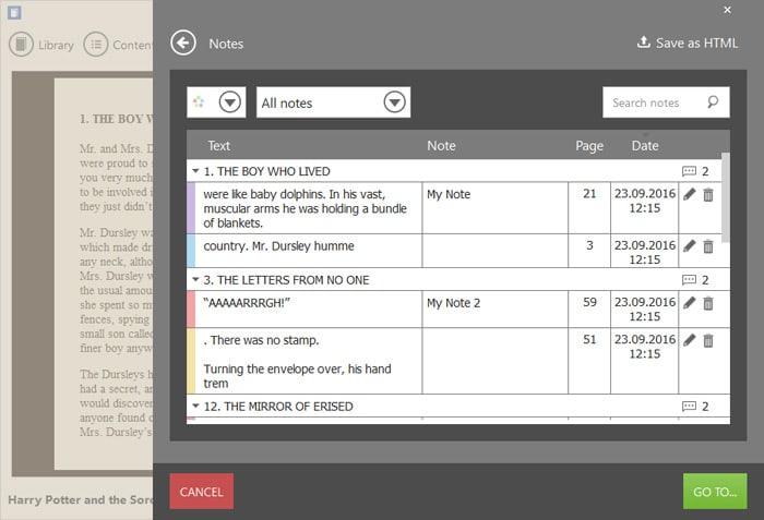 Crea e gestisci la tua libreria di ebook for Crea la tua planimetria gratis