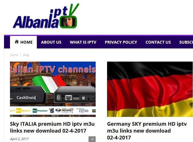 Dove trovare liste IPTV gratis free sempre aggiornate e