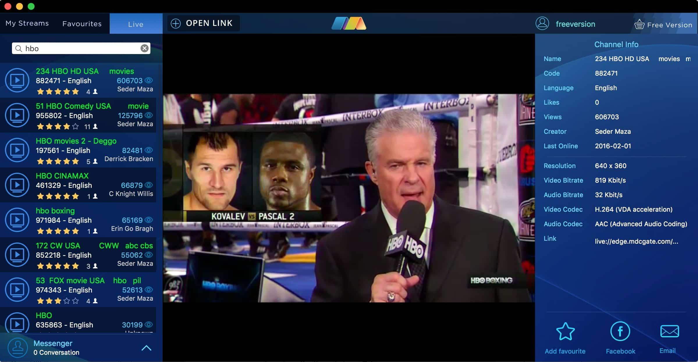 live sport tv stream