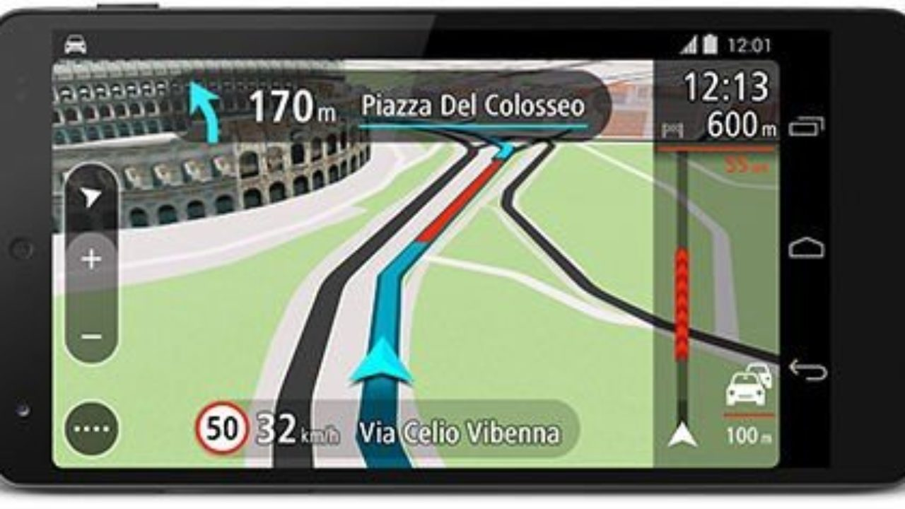 TomTom Go 1 16 1 APK Android Gratis Chilometri KM illimitati