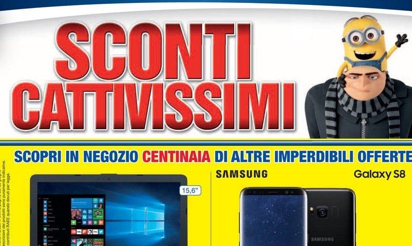 Da euronics arrivano gli sconti cattivissimi fino al 5 luglio for Sconti coupon amazon