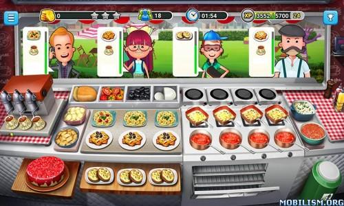 Food truck chef cucina in movimento trucchi android oro - Il gioco della cucina ...