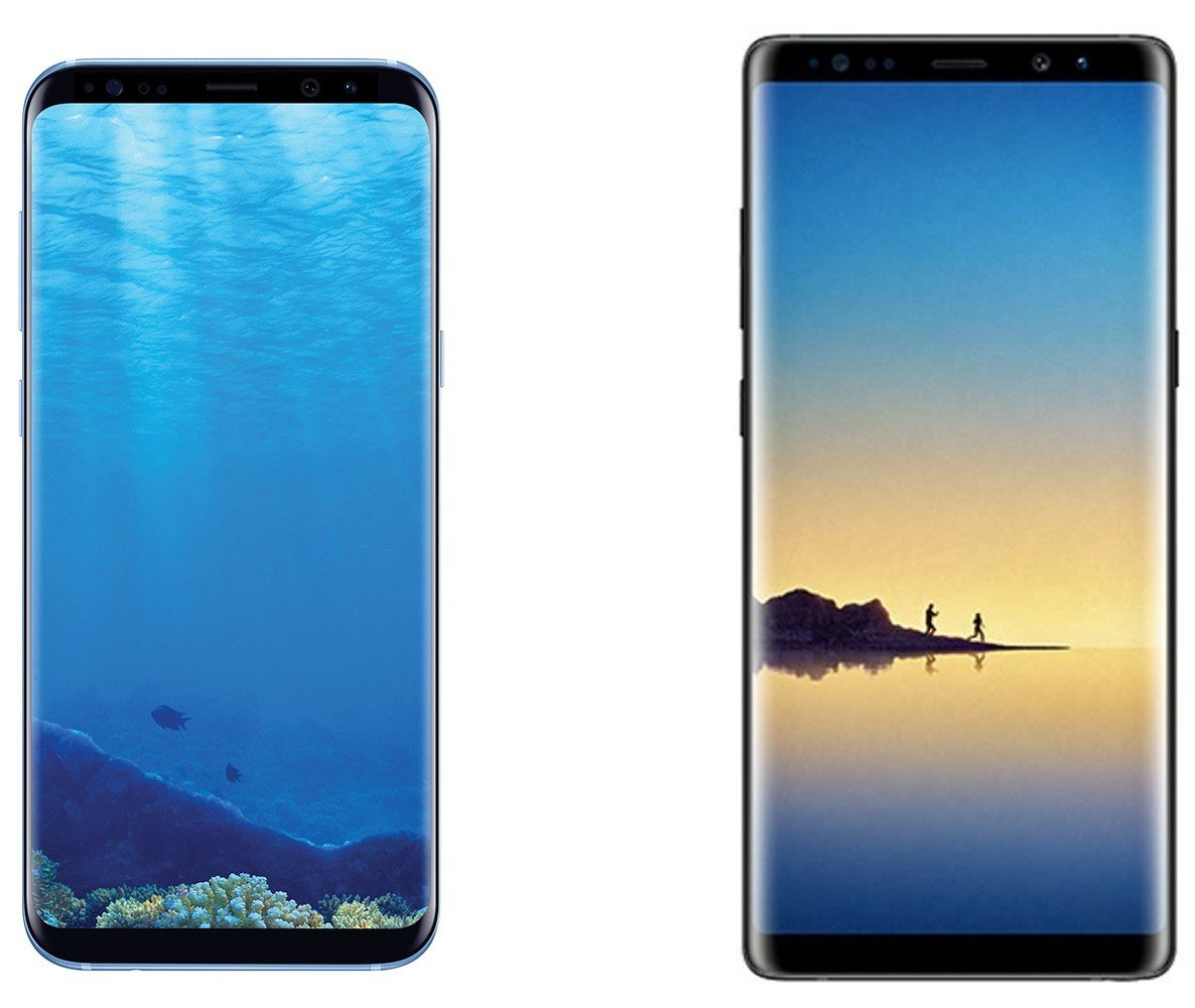 Galaxy note 8 immagine stampa ecco come sar for Nuovo galaxy note 8