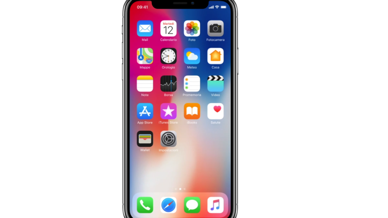Iphone X Sfondi Ufficiali E Wallpaper Stock