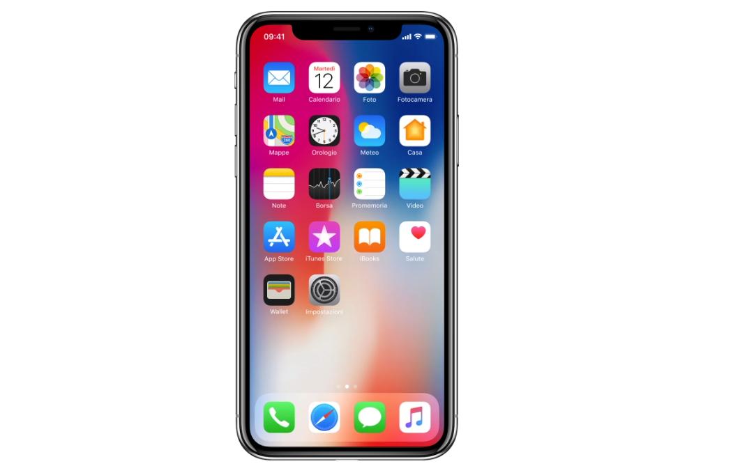 Iphone X Sfondi Ufficiali E Wallpaper Stock