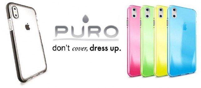Ecco due nuove cover di PURO per iPhone
