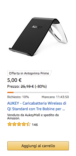 Offerte Amazon
