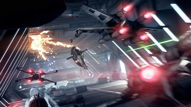 Nuovi driver Game Ready per Star Wars: Battlefront II