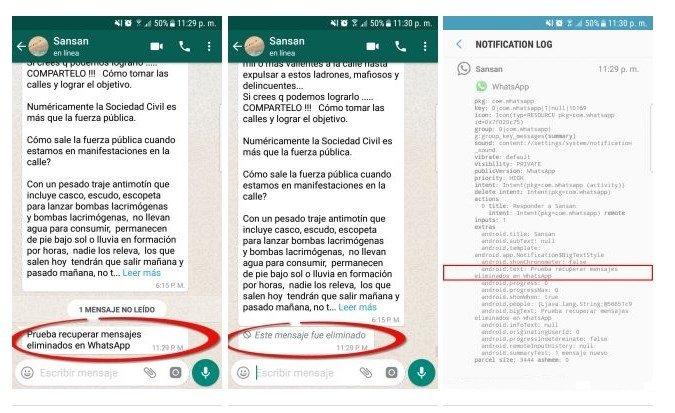 Recuperare Messaggi Whatsapp con Whatsapp Recovery
