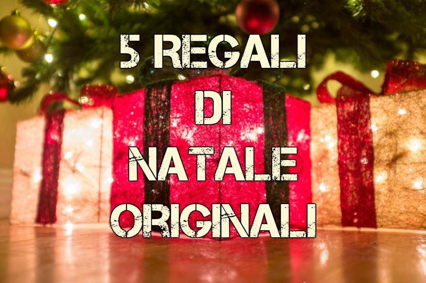 5 Offerte da non perdere per fare un regalo di Natale originale
