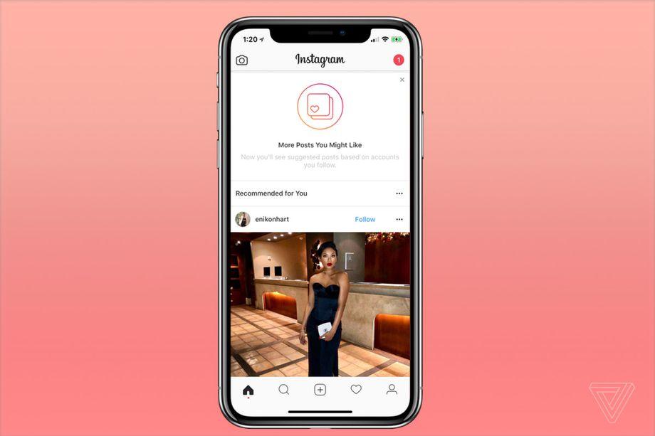 Instagram, arrivano i post consigliati per te: come nasconderli